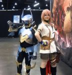Ventus and Lightning by Lady-Redd