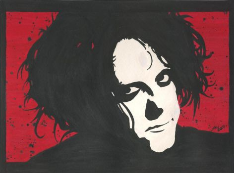Robert Smith by SSkyborg