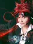 Reno-Final Fantasy VII: Advent Children by Qwaseer