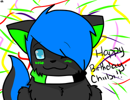 Happeh Birthday Chiibi by Radioactive-Demon