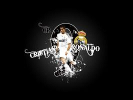 Cristiano ronaldo CR9 by Madridistaa