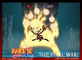 Naruto - The Final War by nMINATO