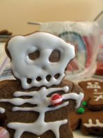 Osteology of a gingerbread by Y0UR-N3M3515