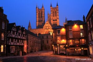 The City of Lincoln by MichaelJTopley
