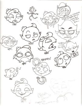 Flapjack expression Study by a-song-unsung