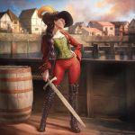 Pirate Woman by Fesansom