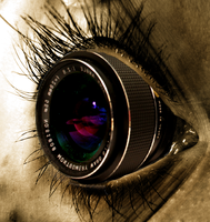 Camera Eye by Evalithimortality
