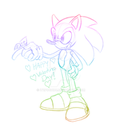 Be My Emerald - Vday Doodle by MostFabCortexAround