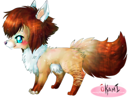 Collab: Chibi Sophie by StereoJester