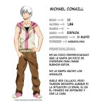 Michael Conaill - OC Info by Timagirl
