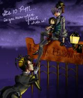 Happy Halloween 2010 by madelezabeth