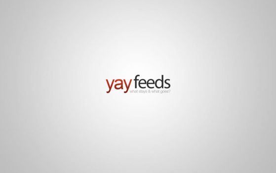 Yayfeeds by 7unw3n