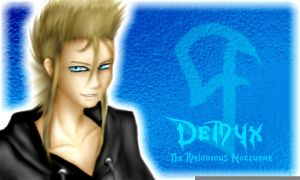 Demyx by BeagleTsuin