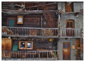 Chalet Suisse by Ouylle