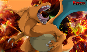 Charizard signature v3 by Kylexk