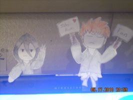 IchiRuki Paperchildren by NejiTenLuva