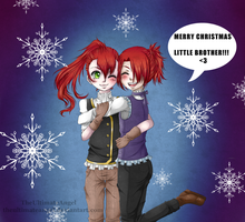 MERRY CHRISTMAS EVERYONE by TheULTImateAngel