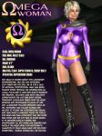 Omega Woman by Doctor-Robo