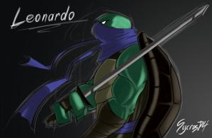 Turtle Time - Leo by SycrosD4