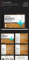 Open Business Forum - PowerPoint Presentation by madjarov