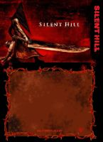 Pyramid Head Journal Preview by RustNSplinters