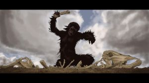 NComics Hall of Frame: 2001 A Space Odyssey (1968) by The-Real-NComics