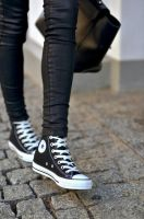 Converse High Tops shoes by 2846mn