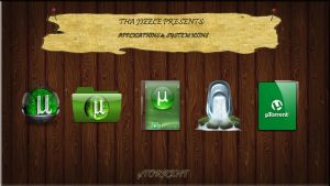 uTorrent Application, Folder, File Icons by ThaJizzle