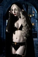 Lady Death by ShadowDreamers