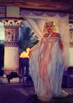 Egyptian Pin-Up by corpor8chic
