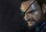 Snake - Metal gear solid by HaitiKage