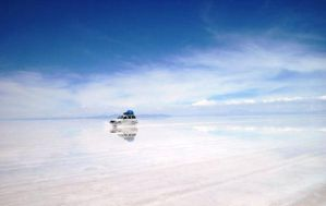 Bolivian Salt Flats by Guppy0031