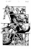 Hulk Page 2 in Grey by thecreatorhd