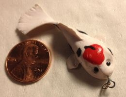 Koi Charm by Galialay