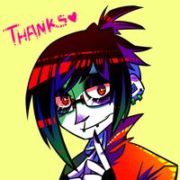 Thank You by Krooked-Glasses