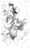 Wonder Women by chrisrichmond