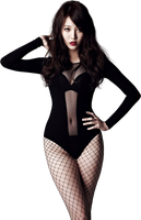 Yura (Girl's Day) PNG Render by classicluv