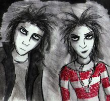 Sid and Nancy by MichellePrebich