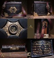 Shoulder bag No.2 by Aetherwerk