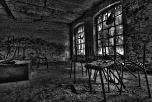 they once were chairs.. by Lkeke