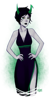 fashion!kanaya by itsnucleicacid