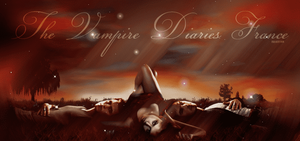The Vampire Diaries France by N0xentra
