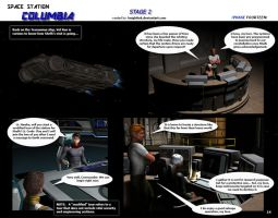 Space Station Columbia - Stage 2 - page 14 by KnightTek