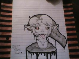 Dark Link [Finished] by ADerpyHeart