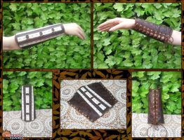 Noble Bracer by RawringCrafts