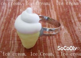Ice cream ring by SoCoOly