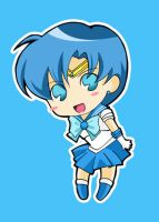 Sailor Mercury Chibi by tachiik