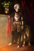 Fenris by GronnUlv