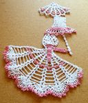 Crochet Crinoline Lady by Craftcove