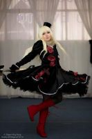 Dancing with the sweet devil by SanctusIX